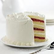 蔓越莓菠萝大蛋糕