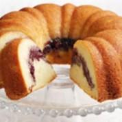 蔓越莓酸奶油咖啡蛋糕