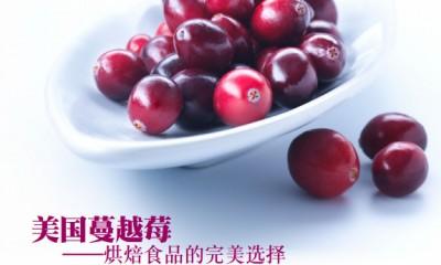 美国蔓越莓-烘焙食品的完美选择