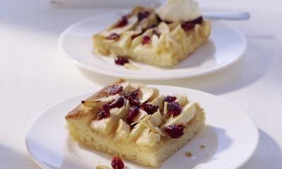 Cranberrie-Gerichte