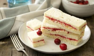 cranberry finger sandwich-1