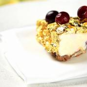 蔓越莓金砖蛋糕