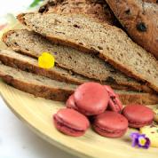 蔓越莓马卡龙,蔓越莓面包,蔓越莓饼干