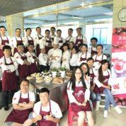 SABS Cranberry Baking Class in Qing Huangdao Base