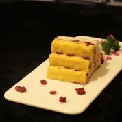 美国蔓越莓小米凉糕