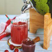 蔓越莓西瓜杯