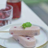 蔓越莓酸奶冰激凌